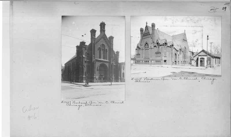 Mission Photograph Album - Cities #6 page 0029