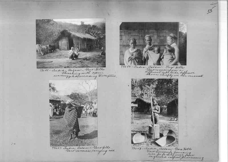 Mission Photograph Album - India #09 Page 0055