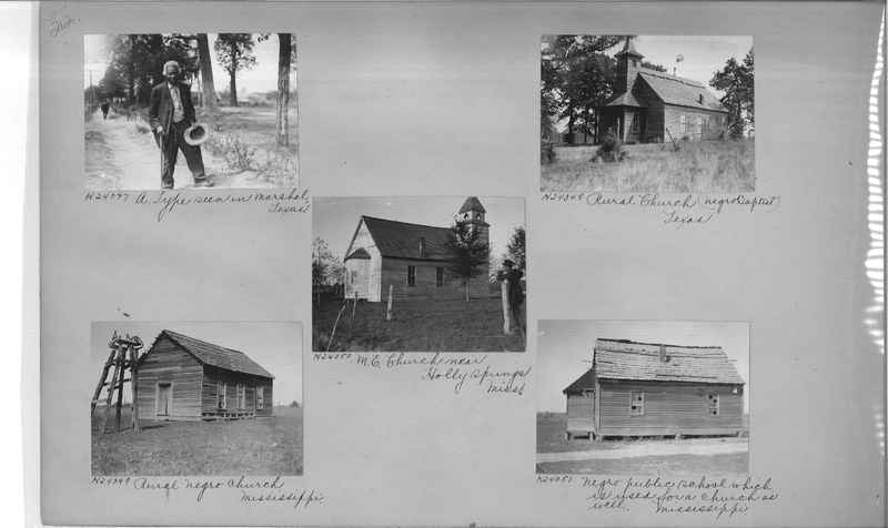 Mission Photograph Album - Negro #3 page 0212