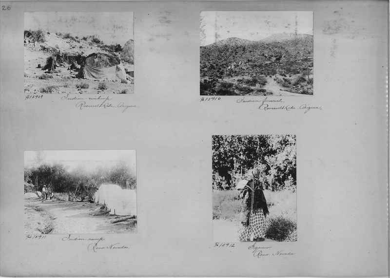 Mission Photograph Album - Indians #2 page_0026