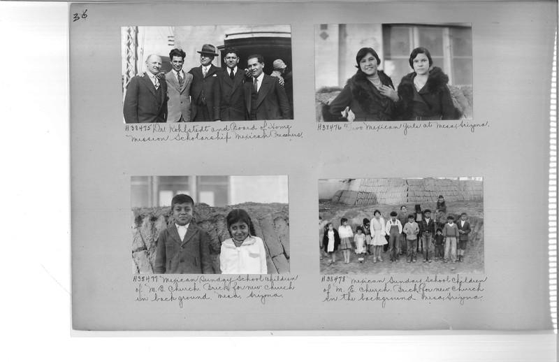 Mission Photograph Album - Latin America #2 page 0036
