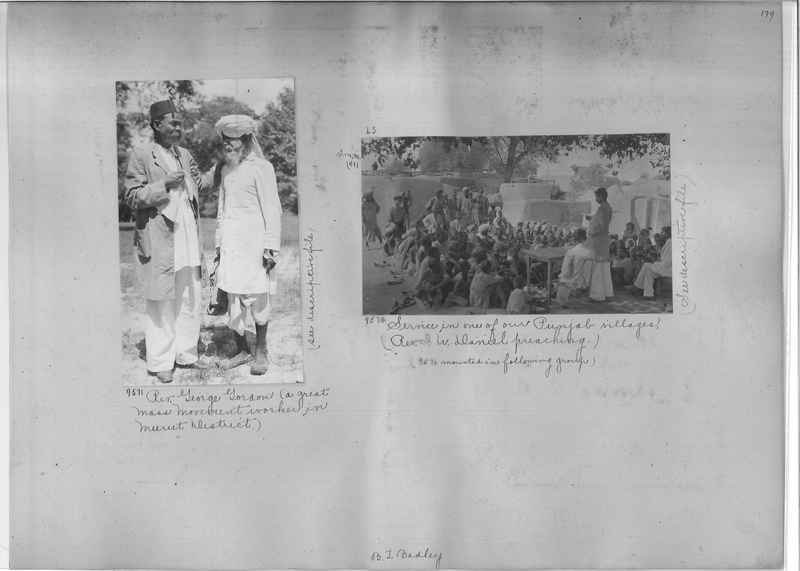 Mission Photograph Album - India #01 page 0179