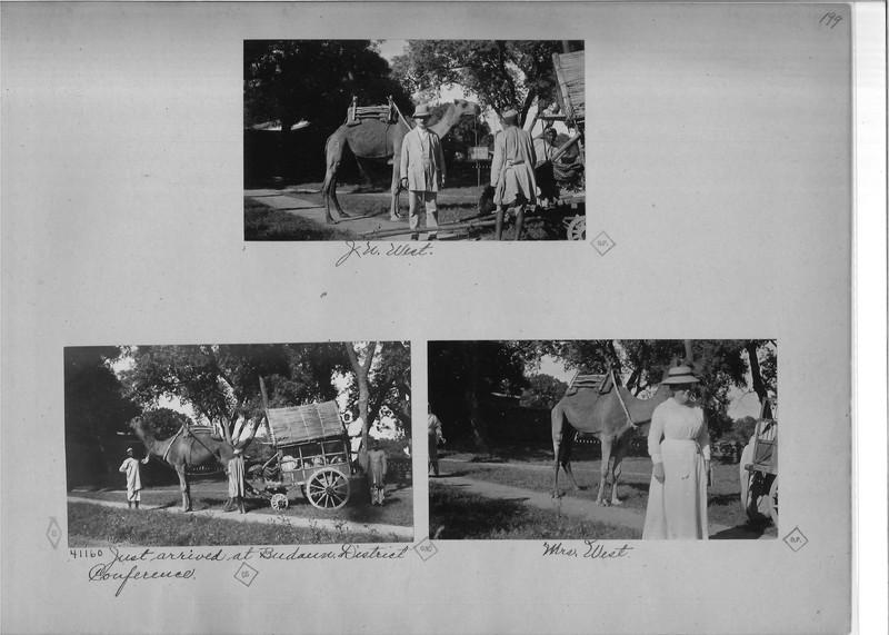 Mission Photograph Album - India - O.P. #02 Page 0199