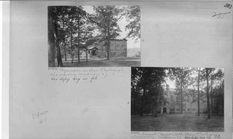 Mission Photograph Album - Education #1 page 0237