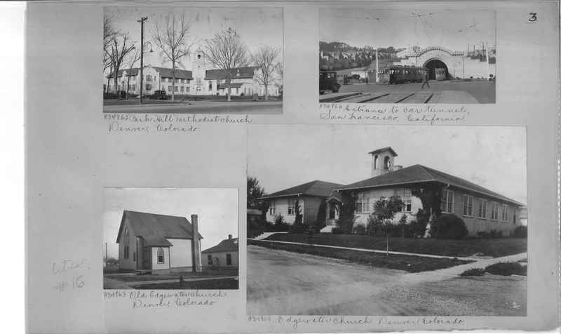 Mission Photograph Album - Cities #16 page 0003