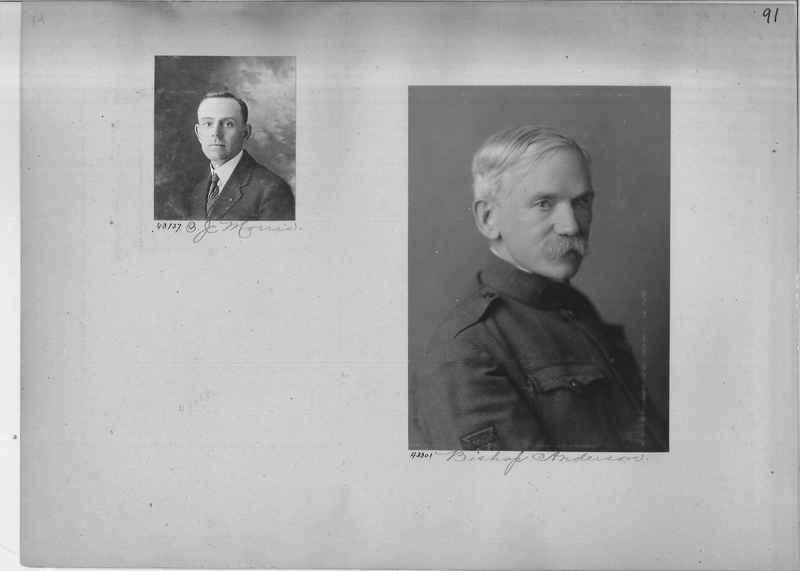 Mission Photograph Album - Portraits #2 page 0091