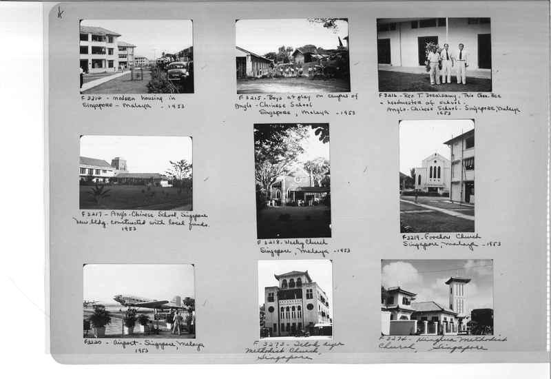 Mission Photograph Album - Malaysia #8 page 0004