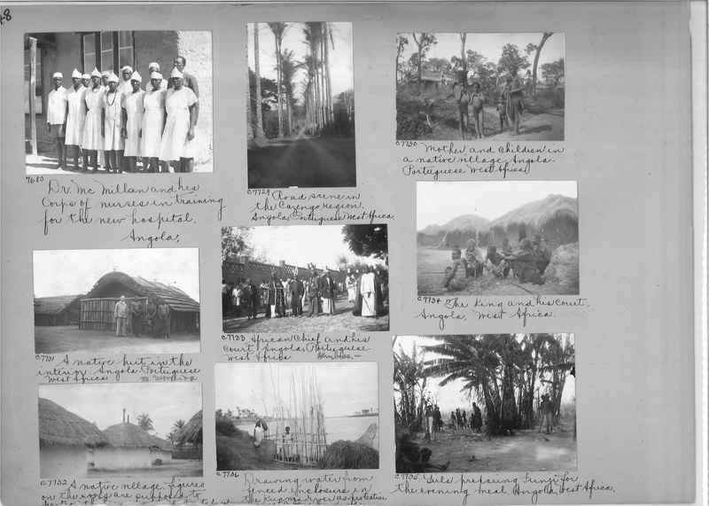 Mission Photograph Album - Africa #15 page 0048
