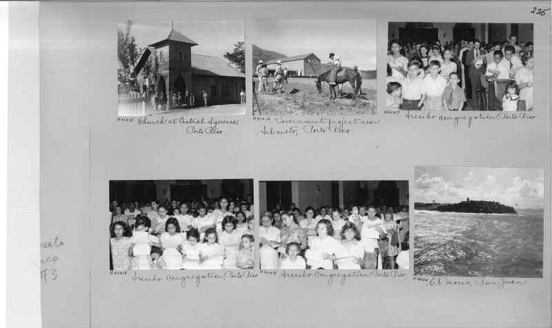 Mission Photograph Album - Puerto Rico #3 page 0225