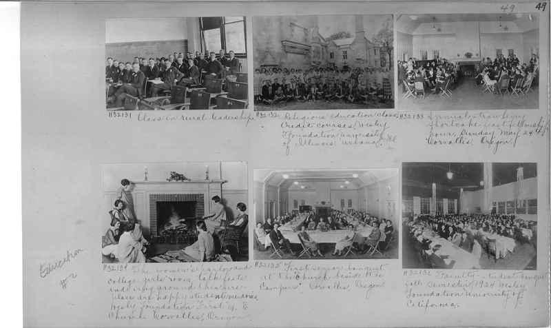 Mission Photograph Album - Education #2 page 0049