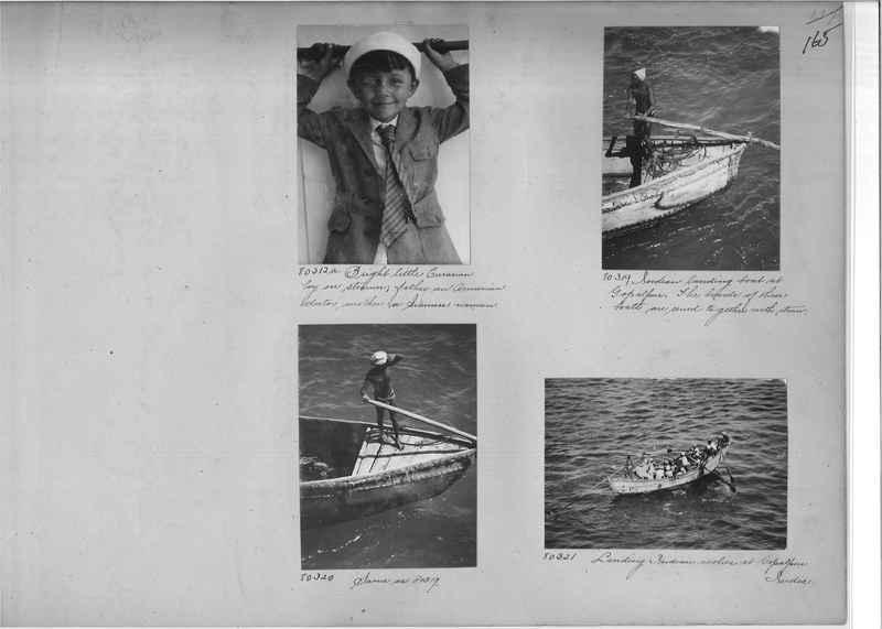 Mission Photograph Album - India #09 Page 0165