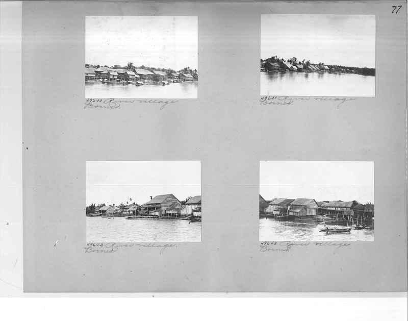 Mission Photograph Album - Malaysia #5 page 0077