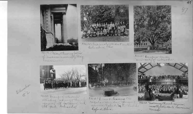 Mission Photograph Album - Education #2 page 0047