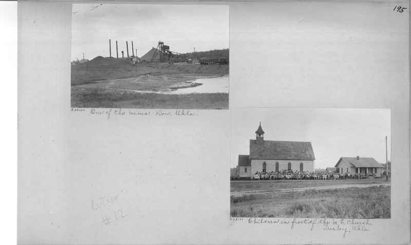 Mission Photograph Album - Cities #12 page 0195