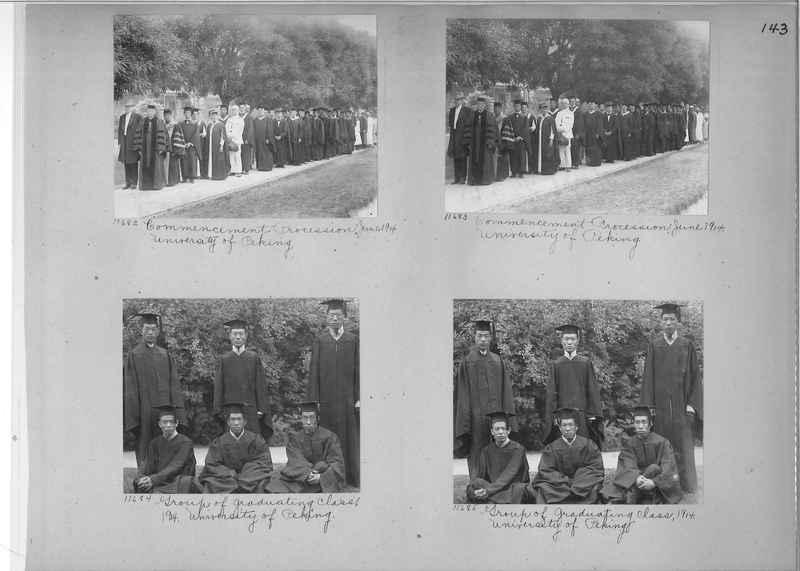 Mission Photograph Album - China #2 page  0143