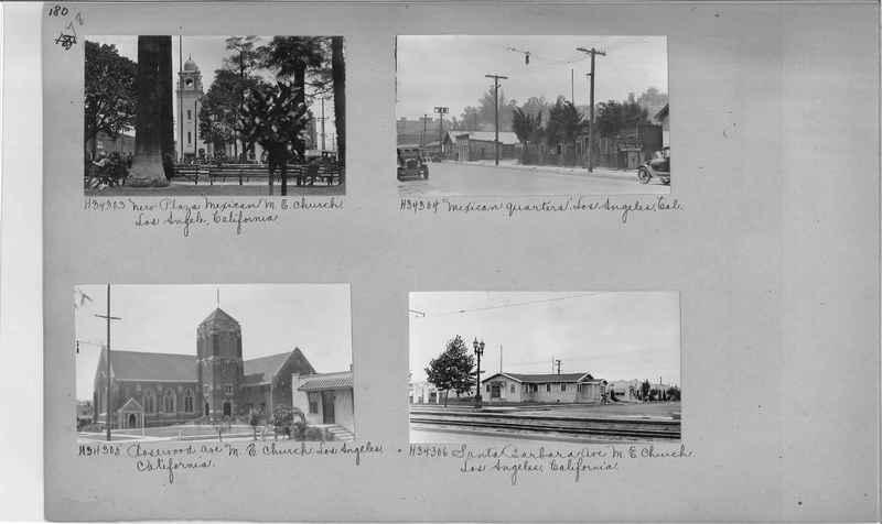 Mission Photograph Album - Cities #15 page 0180
