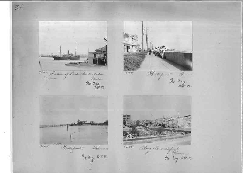 Mission Photograph Album - Panama #03 page 0036