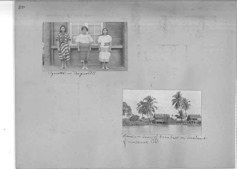 Mission Photograph Album - Philippines OP #01 page 0030