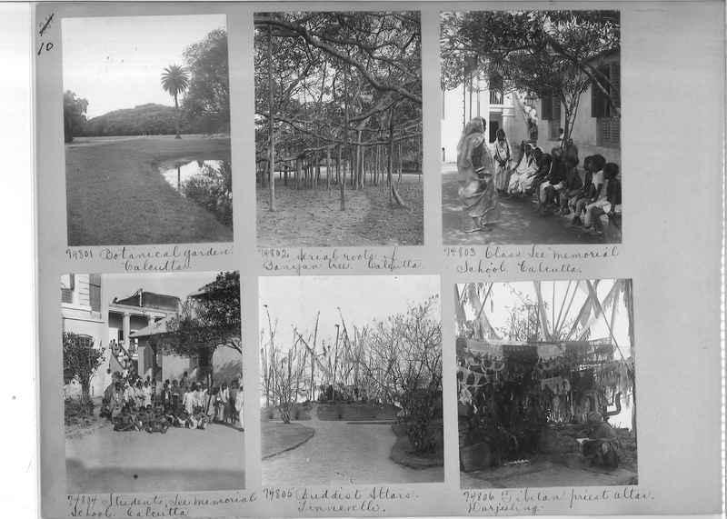 Mission Photograph Album - India #09 Page 0010