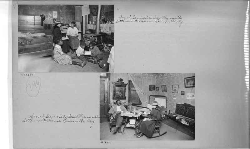 Mission Photograph Album - Negro #2 page 0258
