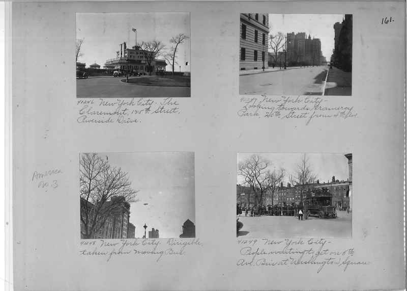 Mission Photograph Album - America #3 page 0161