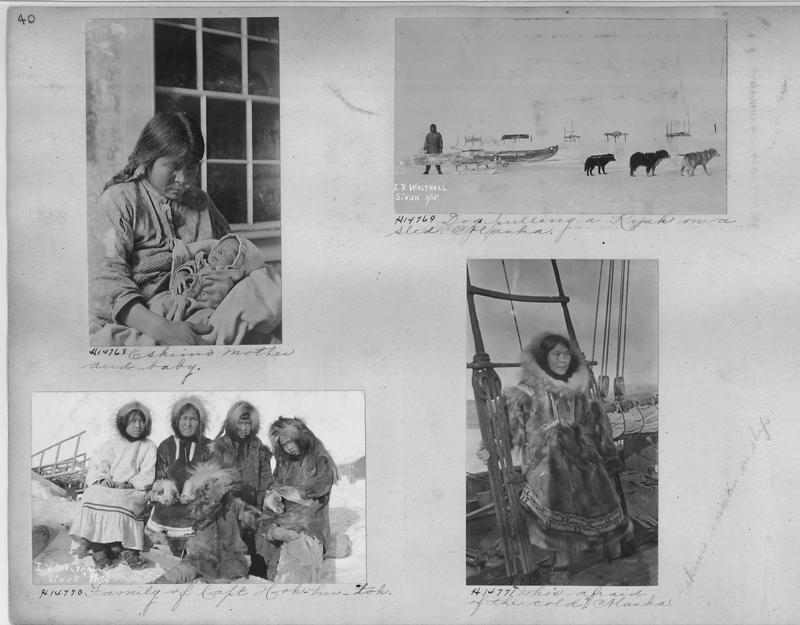 Mission Photograph Album - Alaska #1 page 0040