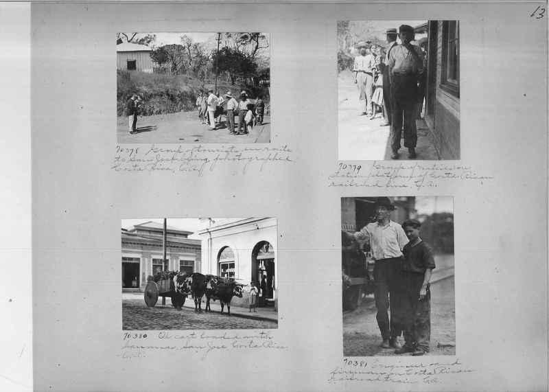 Mission Photograph Album - Panama #03 page 0013
