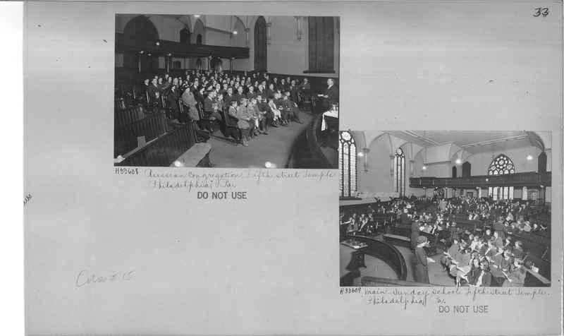 Mission Photograph Album - Cities #15 page 0033
