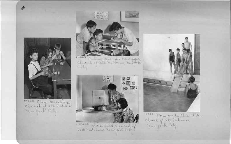 Mission Photograph Album - Cities #18 page 0056