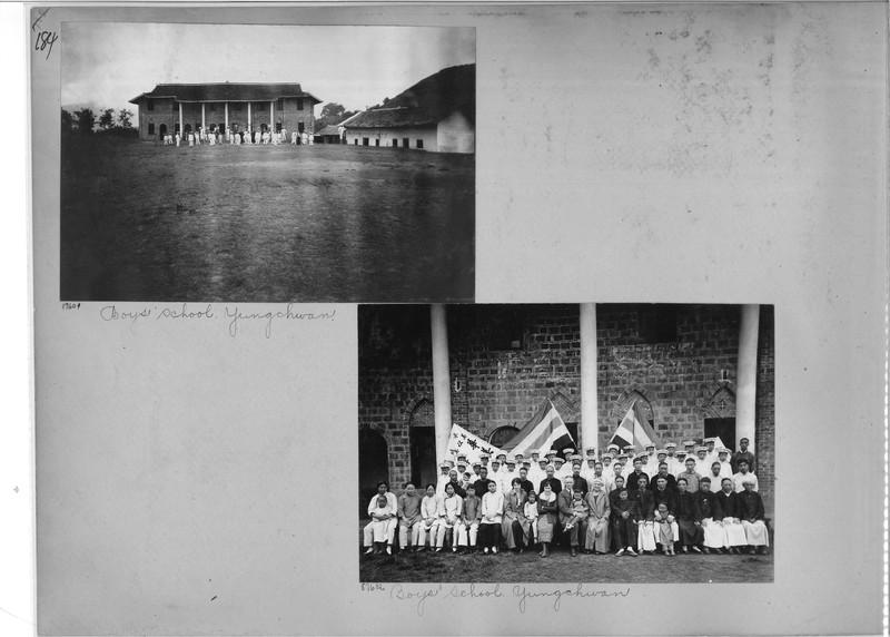 Mission Photograph Album - China #13 page 0184