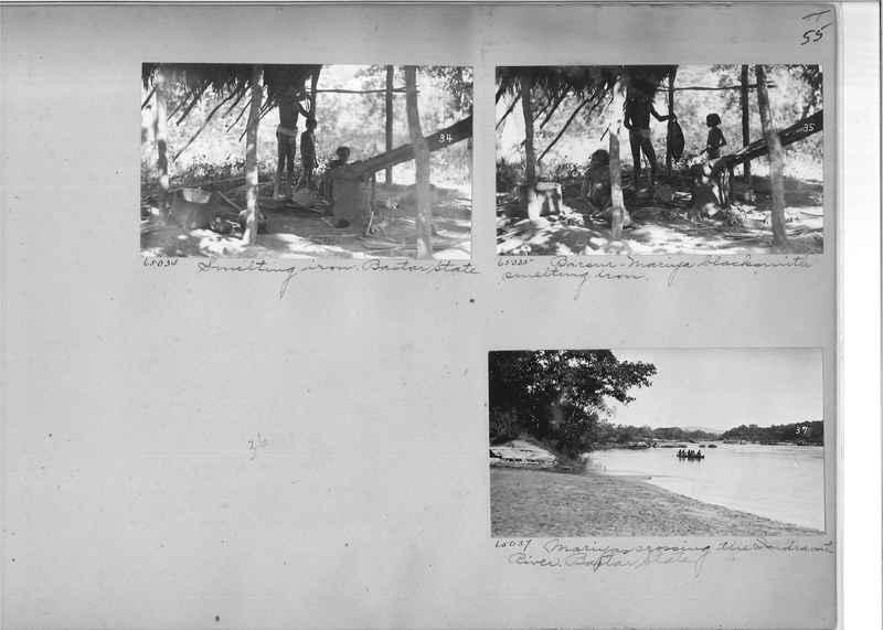 Mission Photograph Album - India #08 Page 0055