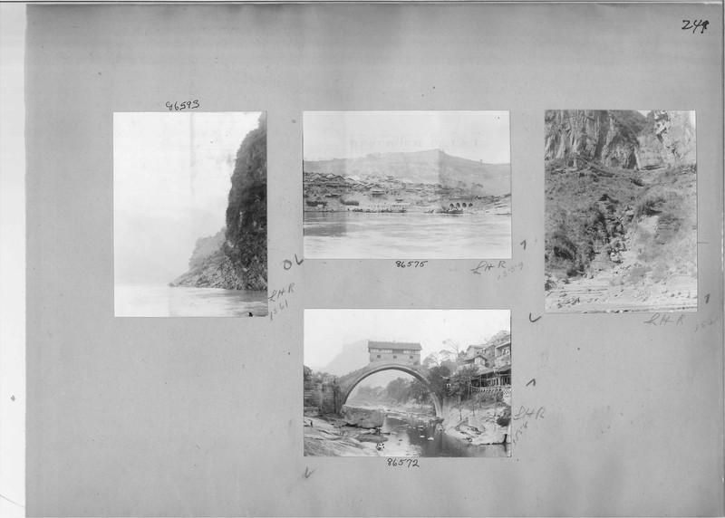 Mission Photograph Album - China #19 page 0249