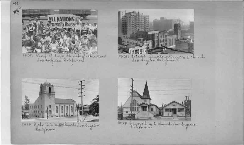 Mission Photograph Album - Cities #15 page 0176