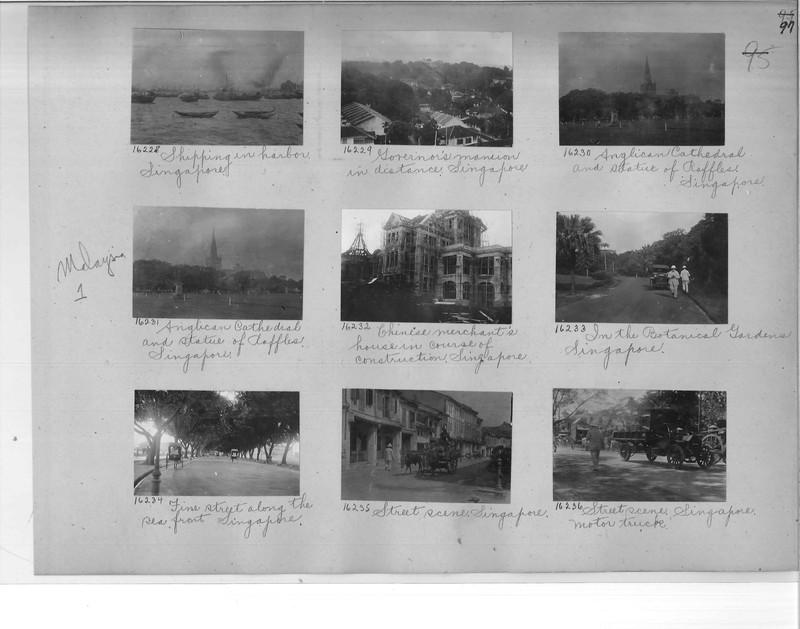 Mission Photograph Album - Malaysia #1 page 0097