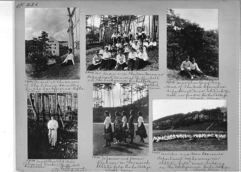 Mission Photograph Album - Korea #5 page 0236