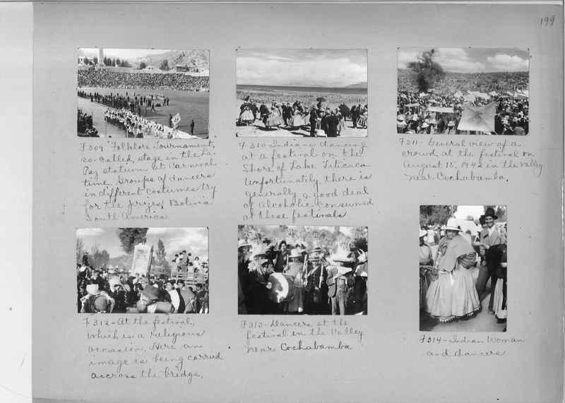 Misson Photograph Album - South America #8 page 0199