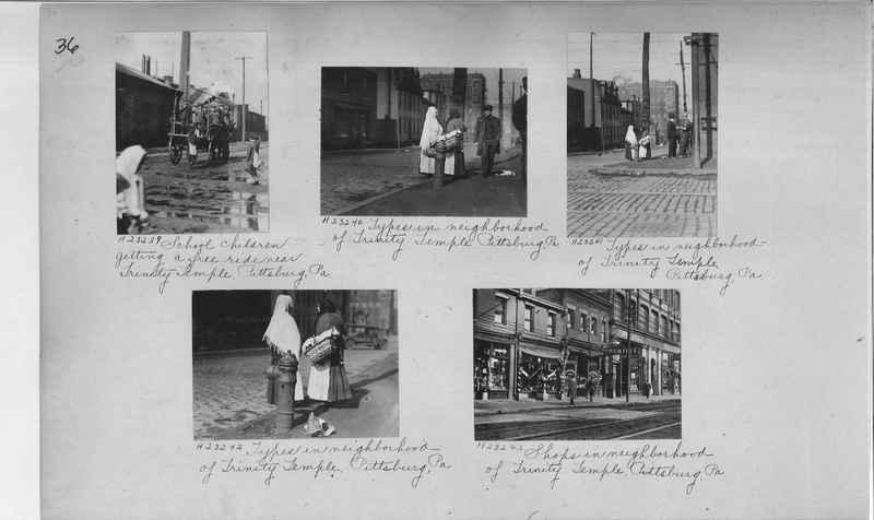 Mission Photograph Album - Cities #11 page 0036