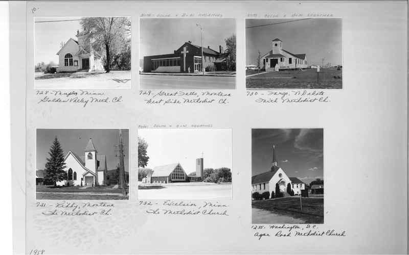 Mission Photograph Album - Church Extension #1 page 0010