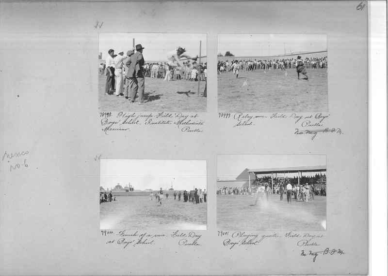 Mission Photograph Album - Mexico #06 page 0061