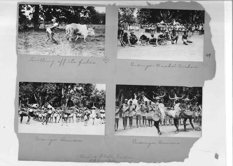 Mission Photograph Album - India - O.P. #02 Page 0049