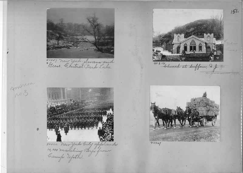 Mission Photograph Album - America #3 page 0151