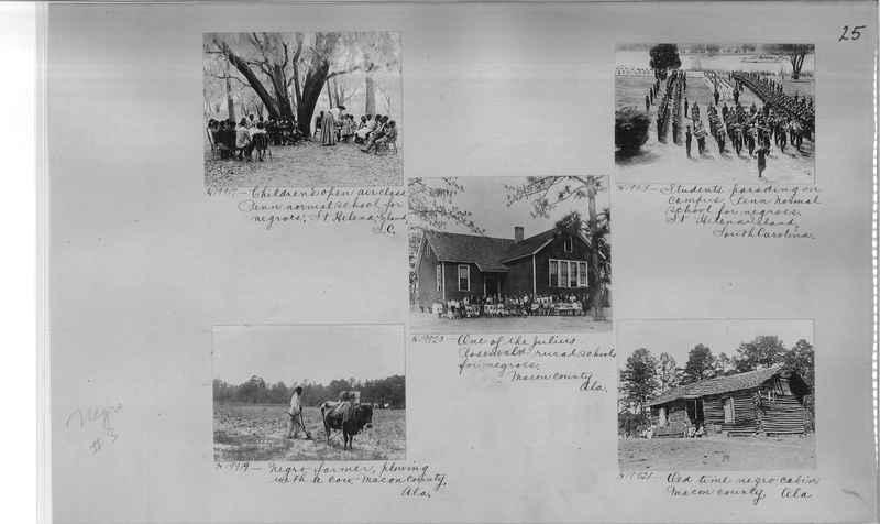 Mission Photograph Album - Negro #3 page 0025