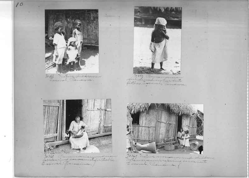 Mission Photograph Album - Panama #03 page 0010
