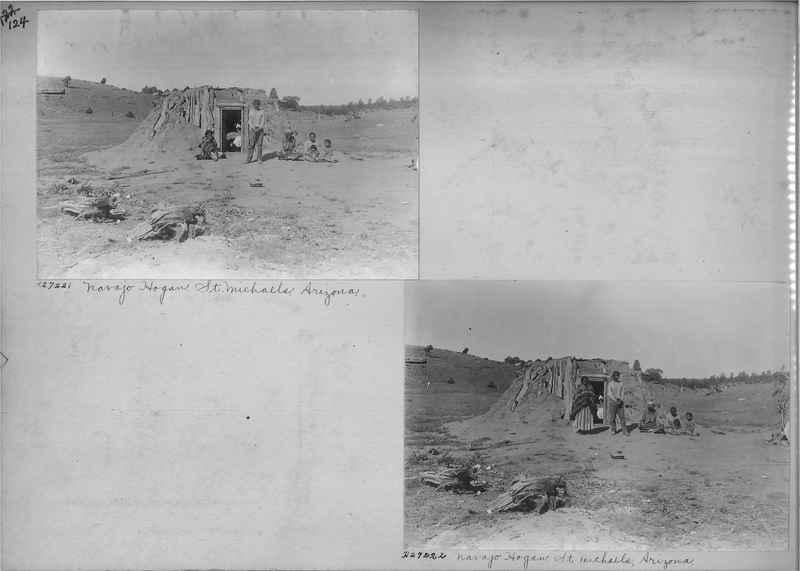 Mission Photograph Album - Indians #2 page_0124