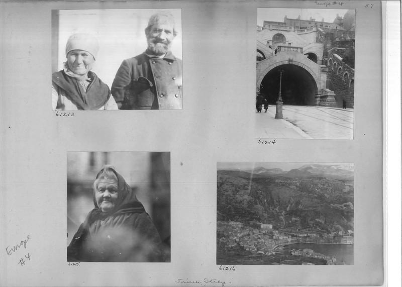 Mission Photograph Album - Europe #04 Page 0057