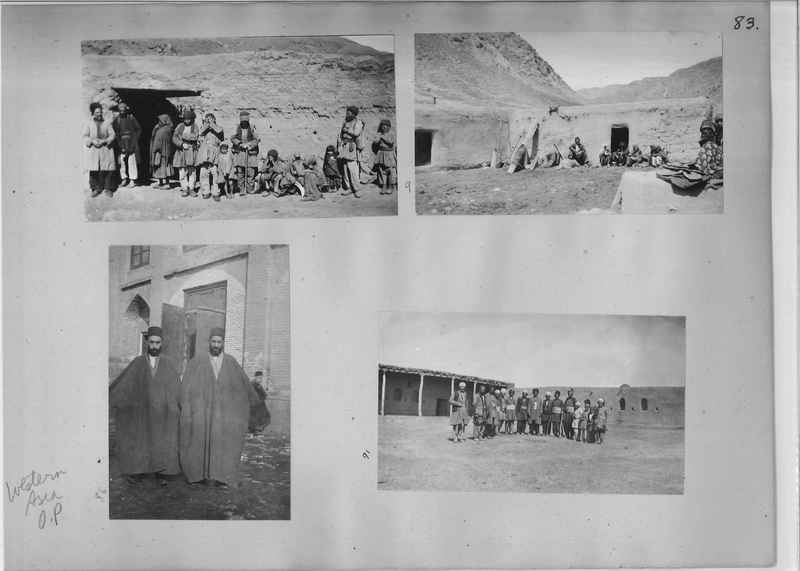 Mission Photograph Album - Western Asia - O.P. - #01 page_0083