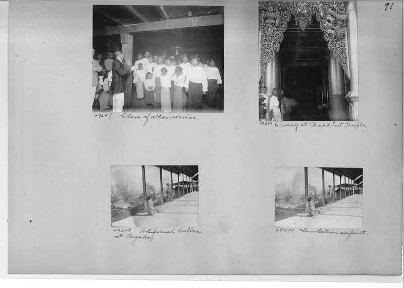 Mission Photograph Album - Burma #1 page 0091
