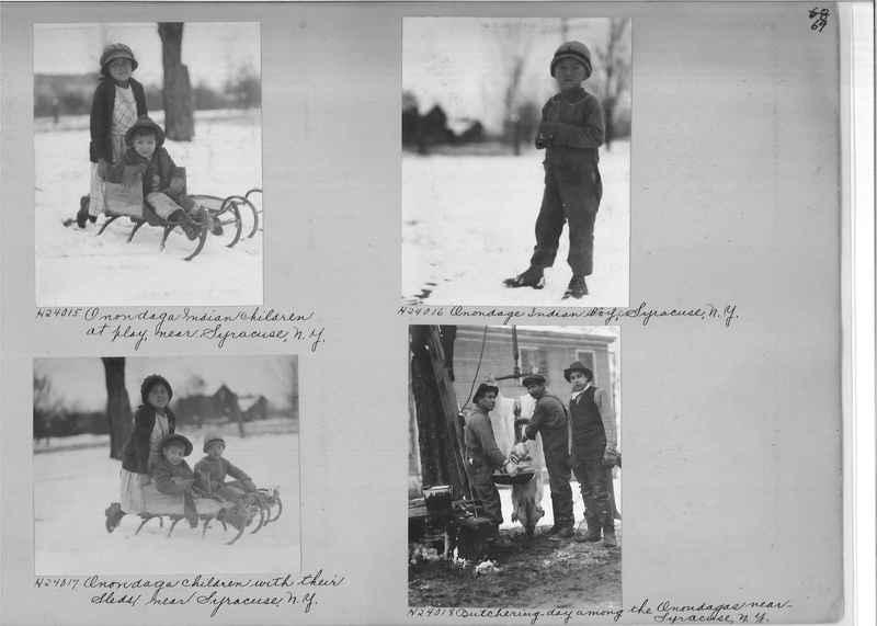 Mission Photograph Album - Indians #2 page_0069