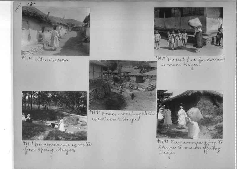 Mission Photograph Album - Korea #5 page 0180