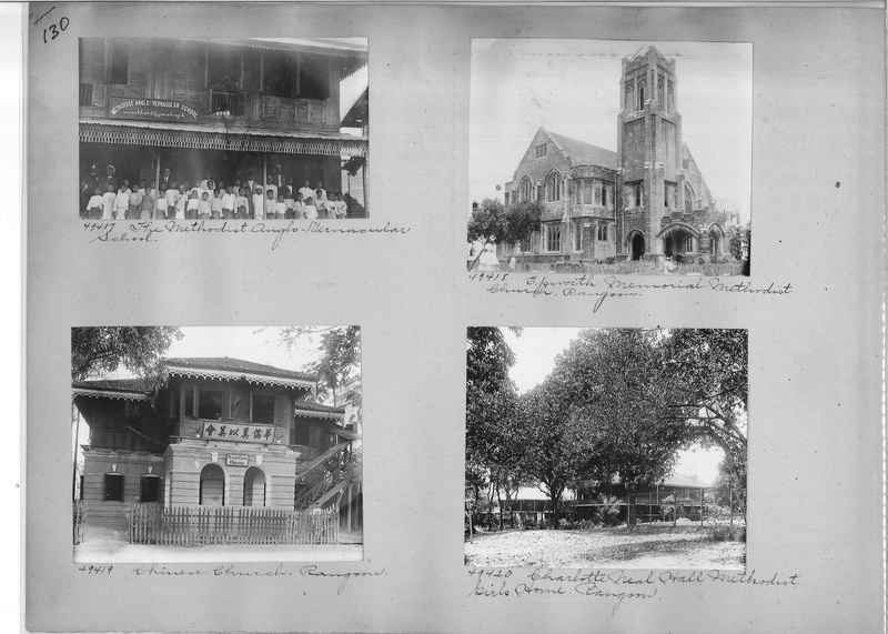 Mission Photograph Album - Burma #1 page 0130